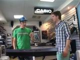 Программа про синтезаторы Casio для обучения